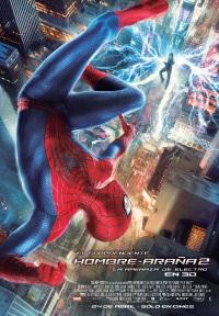hombre araña 2
