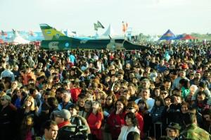 festival aéreo