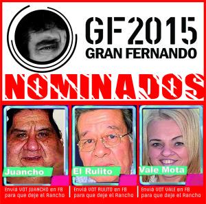 gf nominados