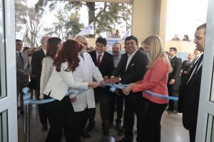 Inauguracion Teresa Germani C