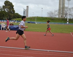 460-DS. Jornada atletica. LM